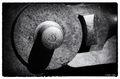 ronald, saunders, bodie, digital, fine art, ronald j, saunders, photography,Bodie California, Ronald J. Saunders, Iron a