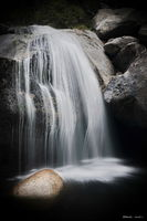 ronald, saunders, digital, photography, image, ronald, falls, davis, creek, yosemite, water, sream, creek