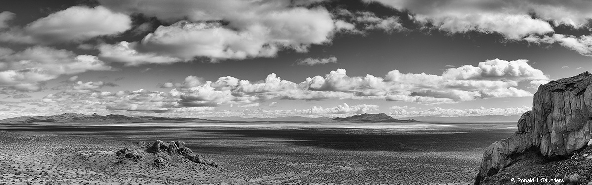 Panoramic, Hot Springs Mountains, Fernley Nevada, Trinity, Mopung Hills, Humboldt Sink, Carson Sink, emigrant trail , ron, Ronald, saunders, Nevada, canvas, landscape, large, print, photo