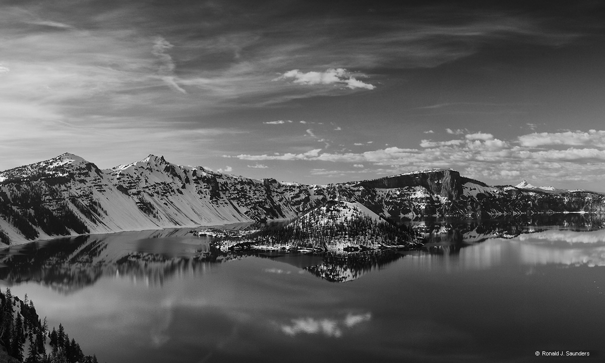Crater, Lake, National, Park, photo