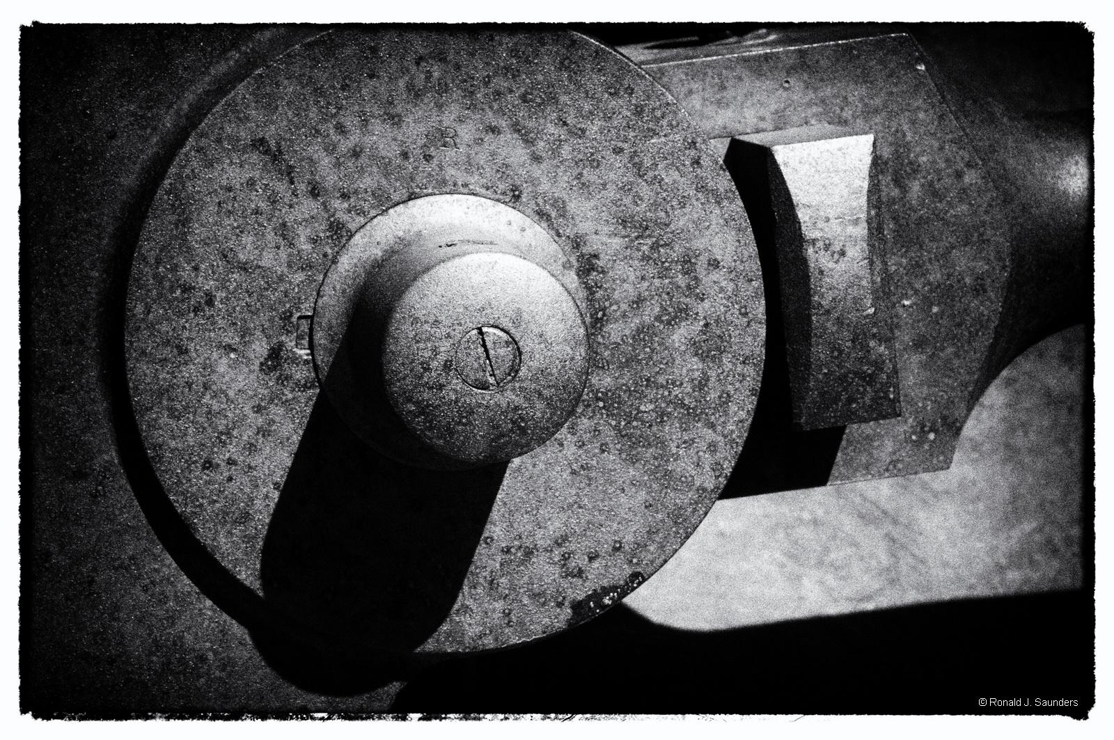 ronald, saunders, bodie, digital, fine art, ronald j, saunders, photography,Bodie California, Ronald J. Saunders, Iron a, photo