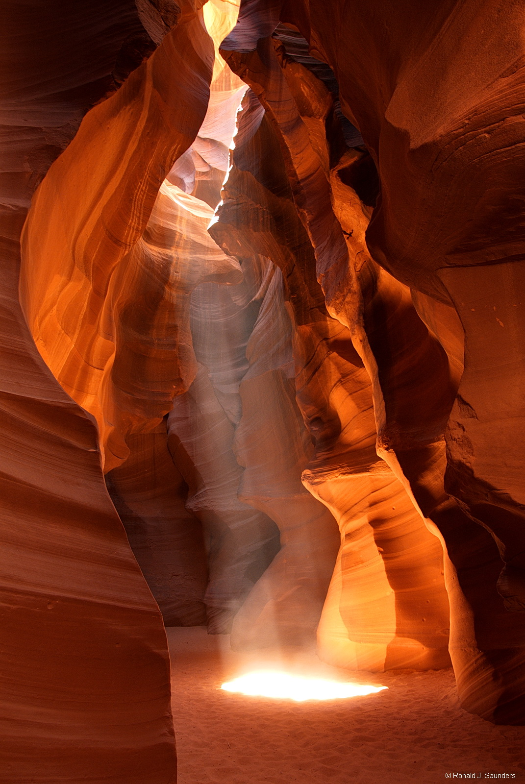 antelope canyon, page, arizona, light, beam, slot canyon, photo