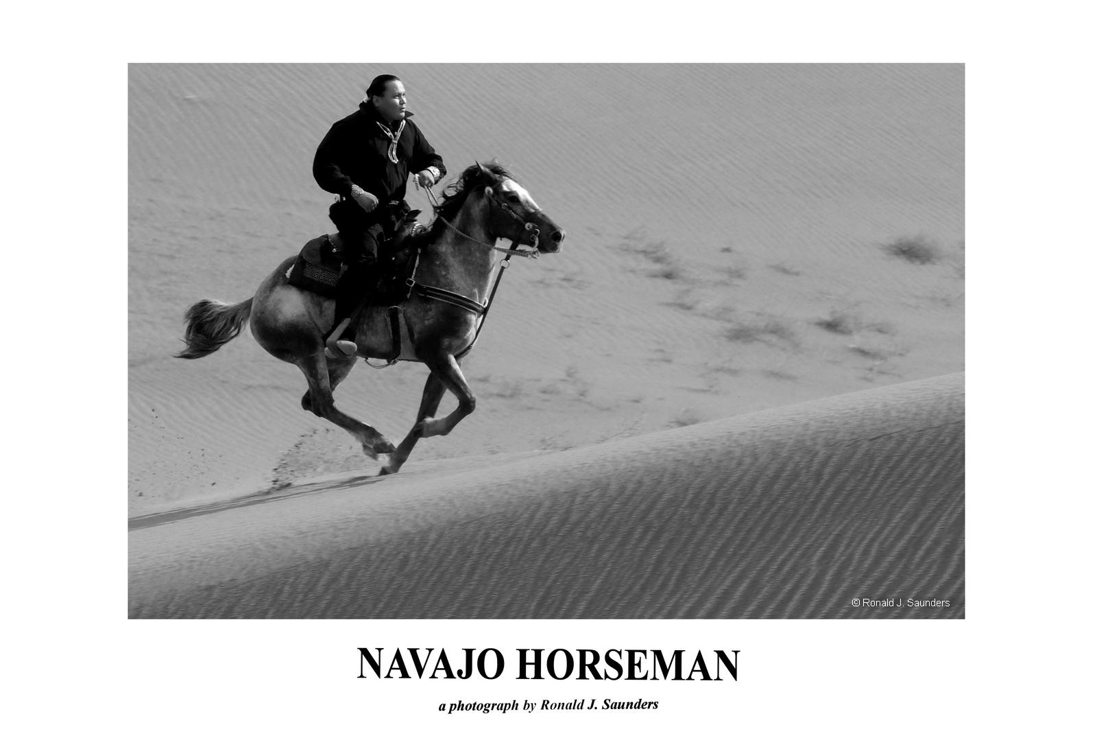 Navaho Horseman II