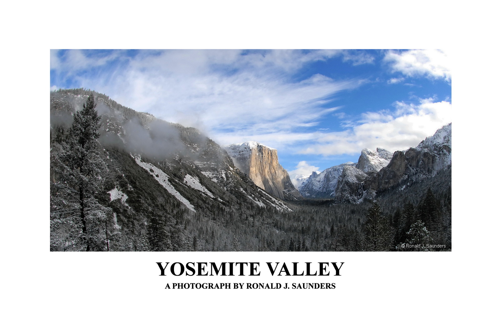 yosemite, half dome, el capita, poster, landscape, photo